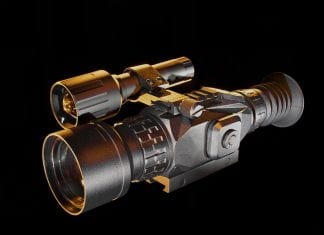 7 Best Night Vision Scopes under $1000