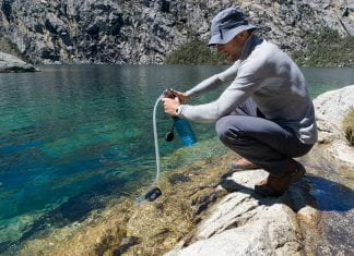 7 Best Backpacking Water Filters
