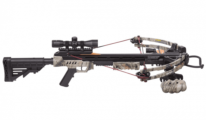 Sniper 370 Crossbow Review